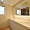 3SLDK 戸建て 目黒区 洗面所