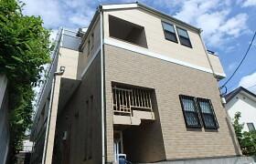 横浜市緑区長津田-1R公寓