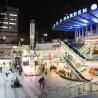 1K Apartment to Rent in Osaka-shi Miyakojima-ku Shopping mall