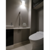 2LDK Apartment to Rent in Chuo-ku Toilet