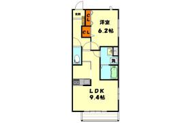 1LDK Apartment in Matsumoto - Saitama-shi Minami-ku