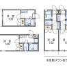 1K Apartment to Rent in Kyoto-shi Higashiyama-ku Floorplan