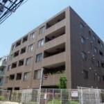 2DK 大厦式公寓