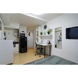 中野區沼袋-1R公寓大廈 房間格局