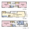 2SLDK House to Buy in Arakawa-ku Floorplan
