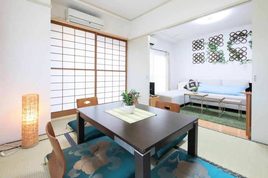 3LDK Apartment to Rent in Nagoya-shi Kita-ku Common Area