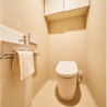 3LDK マンション 目黒区 トイレ