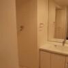1LDK Apartment to Rent in Chuo-ku Washroom