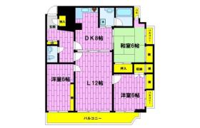 3LDK Mansion in Hyakunincho - Shinjuku-ku