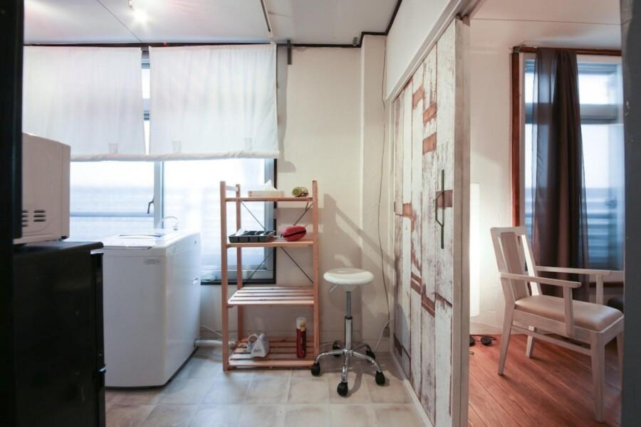 1LDK Apartment to Rent in Shibuya-ku Common Area