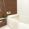 在大田區購買2DK 公寓大廈的房產 浴室