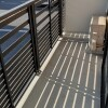 1K Apartment to Rent in Higashimatsuyama-shi Balcony / Veranda