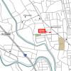 在厚木市內租賃3DK 公寓 的房產 地圖