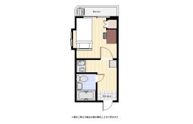 世田谷區太子堂-1K公寓大廈
