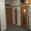 在大阪市北区内租赁1K 公寓大厦 的 起居室