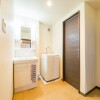 3LDK Apartment to Rent in Kyoto-shi Shimogyo-ku Washroom