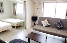 2LDK Mansion in Naniwahigashi - Osaka-shi Naniwa-ku