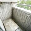 1DK Apartment to Rent in Kawasaki-shi Miyamae-ku Balcony / Veranda