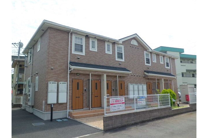 1K Apartment To Rent In Hachioji Shi Exterior