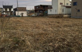 Land only {building type} in Zenibako(1-3-chome) - Otaru-shi
