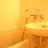 1K Apartment to Rent in Shinagawa-ku Bathroom