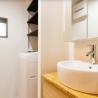 1LDK Apartment to Rent in Nakano-ku Washroom