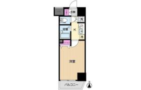 新宿区 - 山吹町 公寓 1K