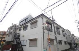目黒区 下目黒 1K アパート