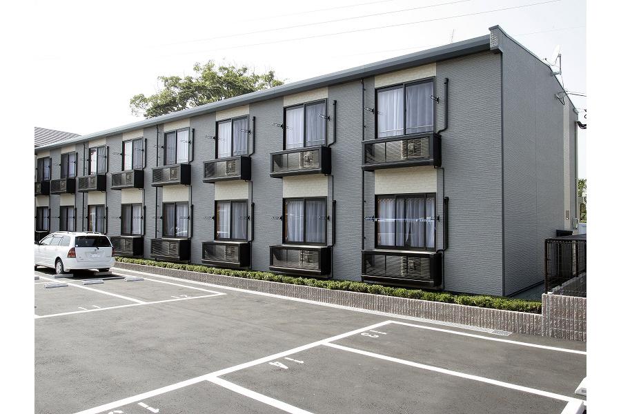 1K Apartment to Rent in Kasuya-gun Sue-machi Exterior