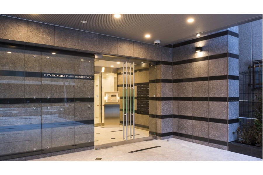 1LDK Apartment to Buy in Sumida-ku Building Entrance