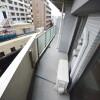 1R Apartment to Rent in Bunkyo-ku Balcony / Veranda