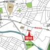 1LDK Apartment to Rent in Chiba-shi Chuo-ku Access Map