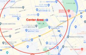 福岡市中央區今泉-1K{building type}