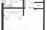 福岡市博多区 - 博多駅前 大厦式公寓 1K