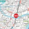 1DK Apartment to Buy in Arakawa-ku Access Map