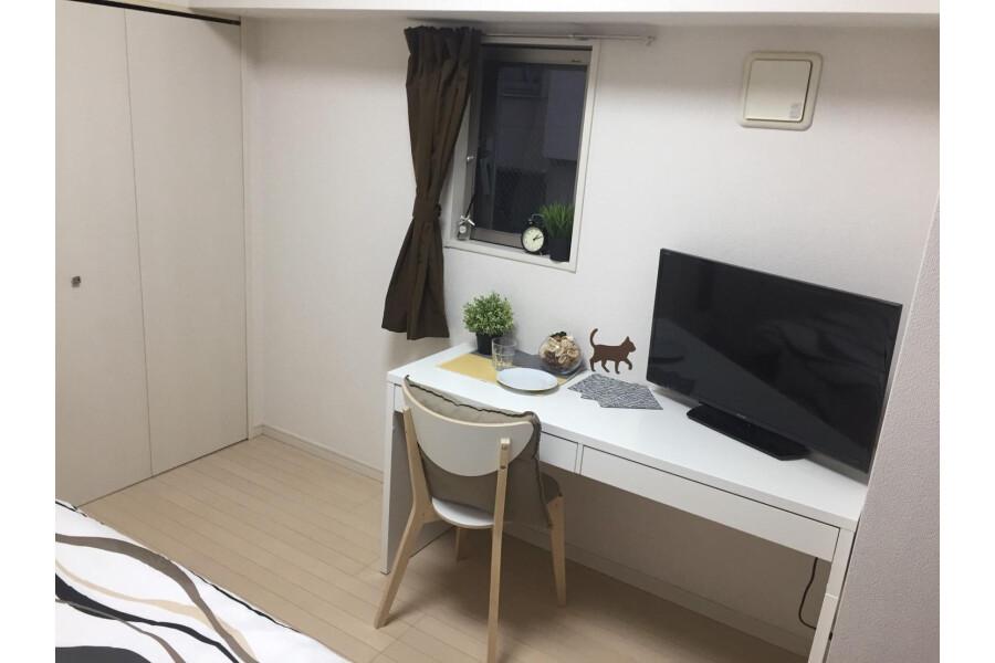 1K マンション 墨田区 ベッドルーム