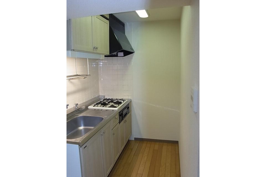 3LDK Apartment to Rent in Kita-ku Interior