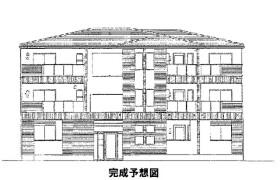 秦野市 ひばりケ丘 1LDK アパート