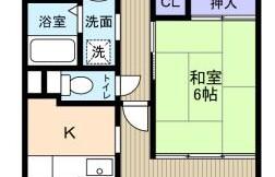 3LDK Mansion in Owada - Yachiyo-shi