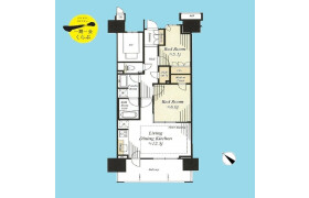 豊島区 池袋(2〜4丁目) 2LDK {building type}