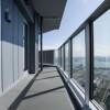1LDK Apartment to Rent in Chuo-ku Balcony / Veranda