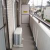 2LDK Apartment to Rent in Nerima-ku Balcony / Veranda