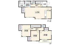 3LDK House in Iwato - Yokosuka-shi