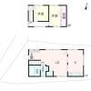 2LDK House to Rent in Yokohama-shi Konan-ku Floorplan