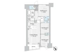 3LDK Mansion in Shinkawa - Chuo-ku