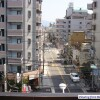 1R Apartment to Rent in Osaka-shi Higashinari-ku Balcony / Veranda