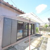 1K House to Rent in Chiba-shi Chuo-ku Balcony / Veranda