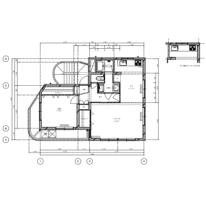 Whole Building {building type} in Nakacho - Meguro-ku Floorplan