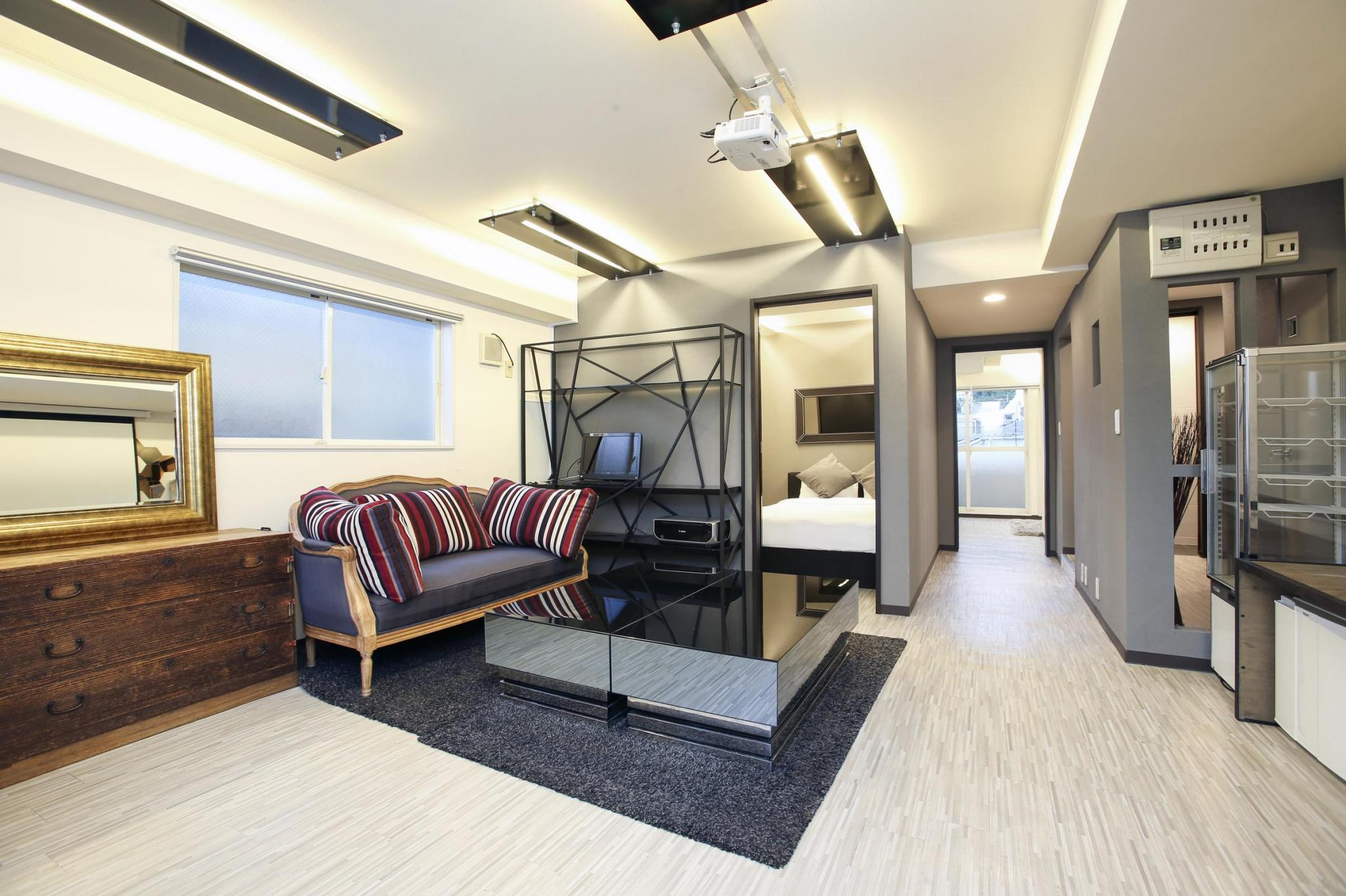 2LDK Apartment - Akasaka - Minato-ku - Tokyo - Japan - For ...