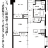 2SLDK Apartment to Buy in Kita-ku Floorplan